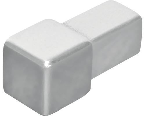 Angle extérieur Dural Squareline DPSE 100-Y acier inoxydable Y 1 pièce