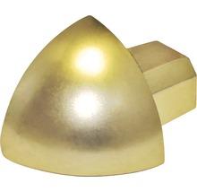 Angle extérieur Durondell aluminium anodisé Gold Y 2 pièces-thumb-0