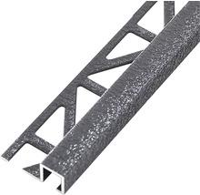 Profilé de finition Dural Squareline 11mm longueur 250cm, aluminium anthr.-thumb-0