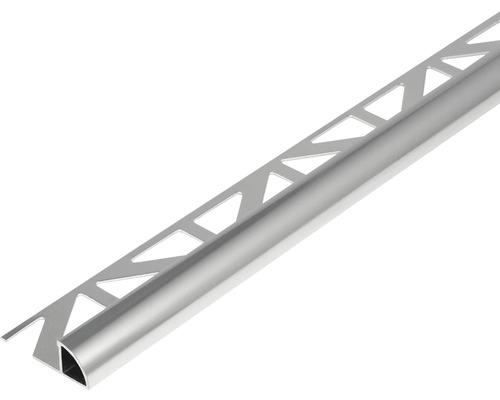 Profilé de finition Dural Durondell DRAE 110 11 mm longueur 250 cm aluminium argent anodisé