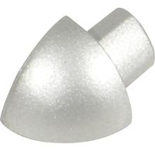Angle extérieur Dural Durondell DRAE 110-Y aluminium argent anodisé Y 2 pièces-thumb-0