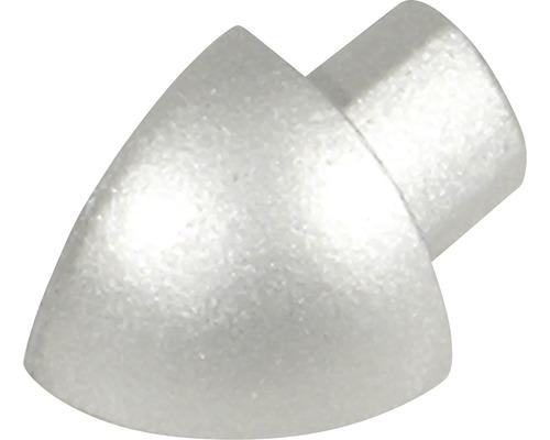 Angle extérieur Dural Durondell DRAE 110-Y aluminium argent anodisé Y 2 pièces-0
