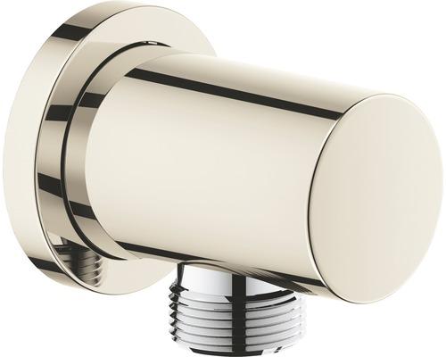 Wandanschlussbogen GROHE Rainshower Classic 27057BE0 nickel poliert