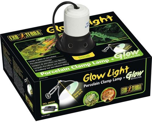 Exo Terra Lampe en porcelaine Glow Light, 14 cm