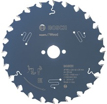 Lame de scie circulaire Export for Wood H Ø 165x20 Z 24-thumb-0