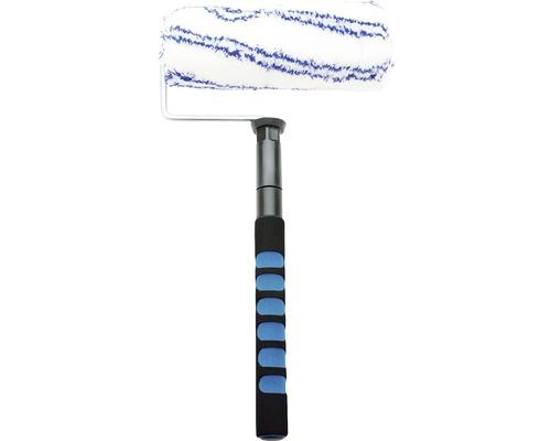 Rouleau à peinture 27 cm avec barre télescopique