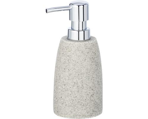Distributeur de savon Goa gris clair
