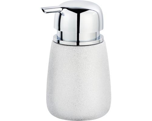 Distributeur de savon céramique Glimma argent-0