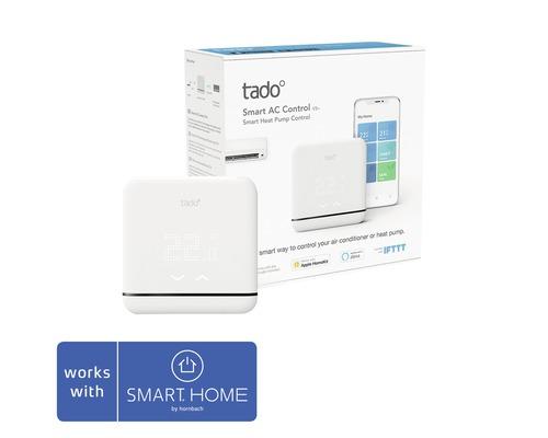 Commande intelligente tado° appareils Split V3+ compatible avec tous les SMART HOME by HORNBACH
