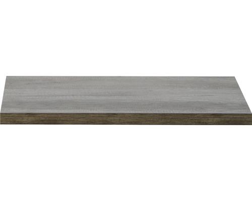 Waschtischplatte Top 70,2x3,6x50 cm Eiche Nebraska