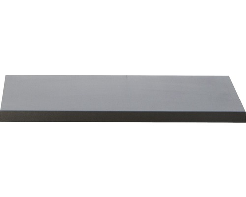 Waschtischplatte 70,2x50x3 cm Quarz Lava