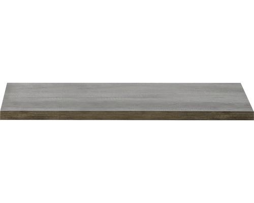 Waschtischplatte Top 90,2x3,6x50 cm Eiche Nebraska