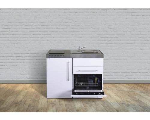 Kitchenette stengel Premiumline largeur 110 cm MPGS110 KS induction bac à droite