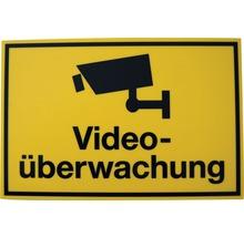 Panneau «Videoüberwachung» 200x300 mm-thumb-0