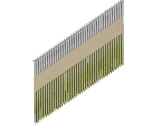 2500 clous en bande 34° 3,1 x 90mm, galvanisés