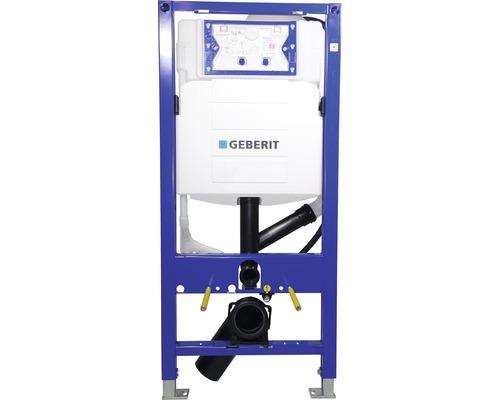 Bâti-support Geberit Duofix pour WC suspendu h: 112cm pour aspiration des odeurs avec recyclage de l''air 111.370.00.5