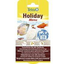 Nourriture de vacances Menu Tetra Holiday 30 g-thumb-0