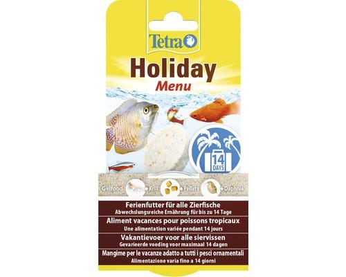 Nourriture de vacances Menu Tetra Holiday 30 g-0