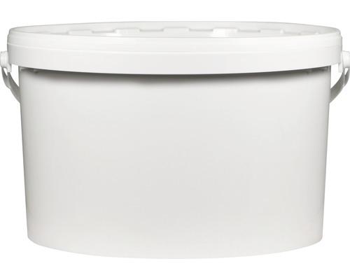 Seau vide ovale avec couvercle 5 l-0