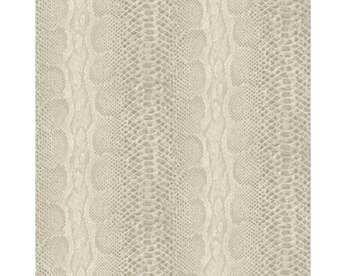 Vliestapete 811506 Selection Home Collection Schlange creme