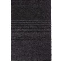 Paillasson anti-salissures Triplebrush noir 90x133 cm-thumb-0
