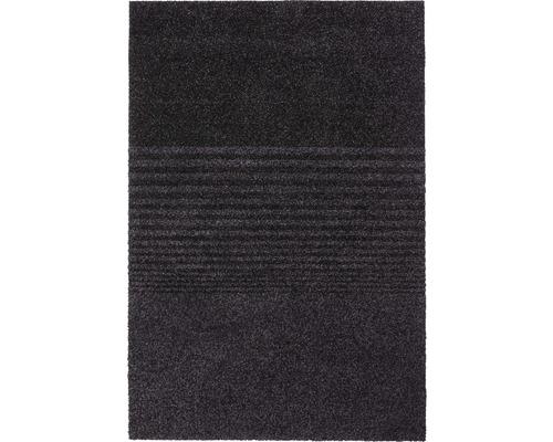 Paillasson anti-salissures Triplebrush noir 90x133 cm-0