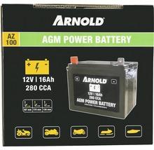 Batterie MTD sans entretien pour les tracteurs tondeuses AZ 100 AGM-thumb-2