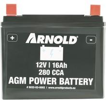 Batterie MTD sans entretien pour les tracteurs tondeuses AZ 100 AGM-thumb-0