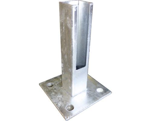 Pied de montage 40mm galvanisé