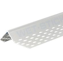 Profilé de protection autocollant WET STICK 90 degrés longueur 2,74 m botte = 50 pièces-thumb-1