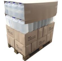 Palette d''eau distillée avec 144 bidons de 5 litres (720 litres) déminéralisée-thumb-0