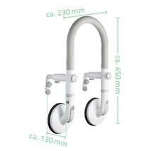 Aide pour l''accès à la baignoire avec ventouses-thumb-4