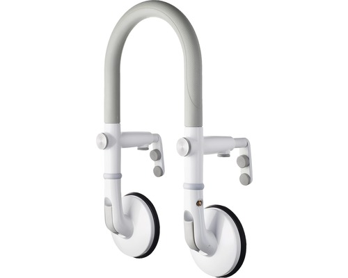 Aide pour l''accès à la baignoire avec ventouses-0