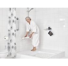 Siège pliant pour douche Eco blanc-thumb-3