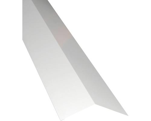 Tablier PRECIT pour panneaux sandwich RAL 9002 gris blanc longueur 2 m