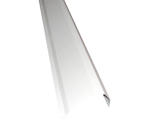 Angle de pliure PRECIT pour panneaux sandwich RAL 9002 gris blanc pour longueur 2 m