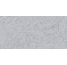 Carrelage pour mur et sol en grès cérame fin Onyx gris verre poli rectifié 30x60cm-thumb-0