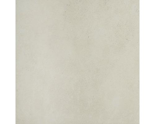 Carrelage pour mur et sol en grès cérame fin Vision Bone verre mat rect. 120x120cm-0
