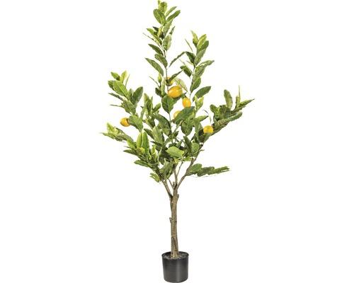 Plante artificielle citronnier H120cm-0