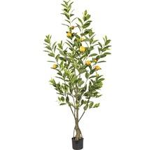 Plante artificielle citronnier H180cm-thumb-0