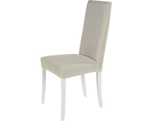 Housse pour chaise Tunez naturel