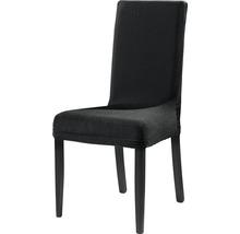 Housse pour chaise Tunez noir-thumb-0