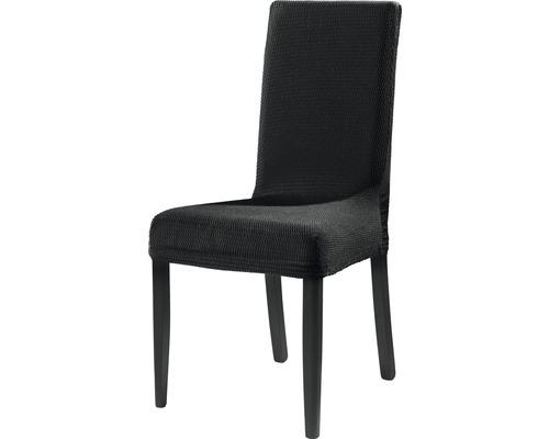 Housse pour chaise Tunez noir-0