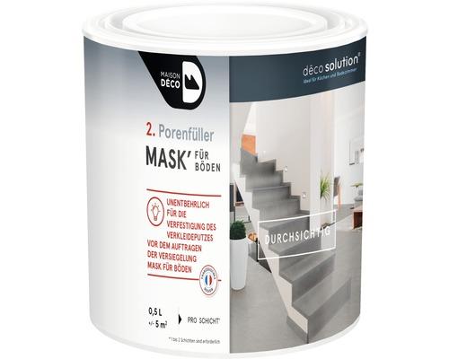 Remplisseur de pores pour sols Maison Deco MASK'' 500ml