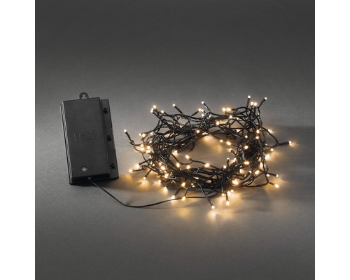 Guirlande lumineuse Konstsmide 240 LEDcouleur ambre