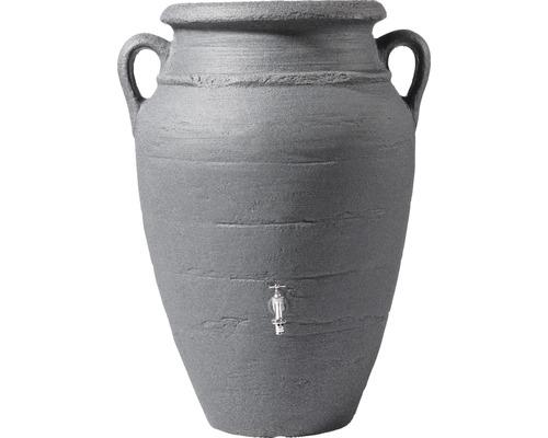 Amphore GARANTIA Antik, 600 litres, dark granite