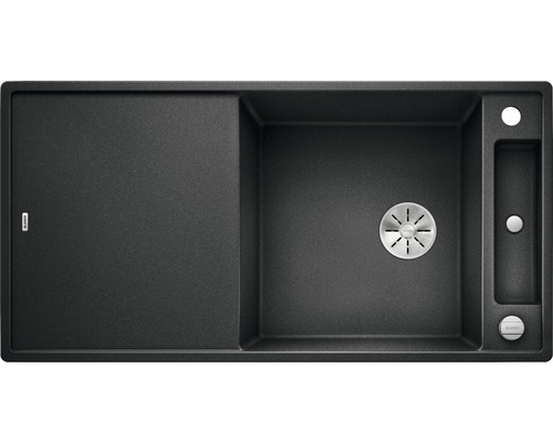 Spüle BLANCO AXIA III XL 6 S anthrazit 523510 inkl. Glasschneidbrett