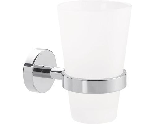 Support de gobelet pour brosses à dents tesa avec support SMOOZ chrome