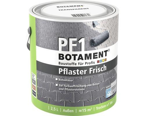 Lasure béton, peinture pour pavés Pflasterfrisch transparente 2,5l