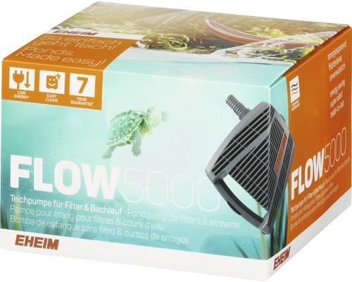 Pompe de bassin EHEIM FLOW5000 pour filtre ou ruissellement